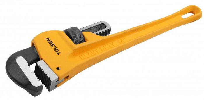 Cheie pentru tevi, CR-MO 900 MM, Tolsen 10237 [0]