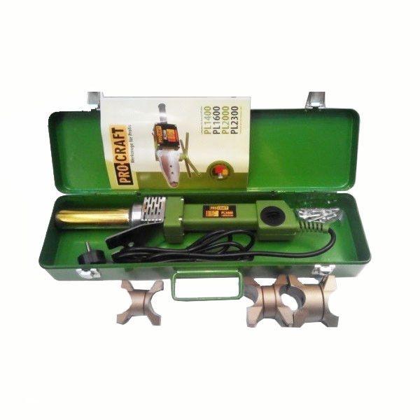 Pistol PPR Procraft PL2000, 2000 W, 300 grade C 3