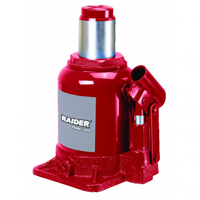 Cric hidraulic tip butelie 20T RAIDER RD-HB20L [0]