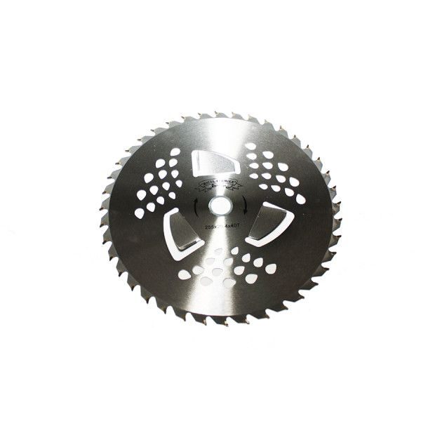 Disc pentru motocositoare nr. 10 (255) cu vidia si aripioare 0
