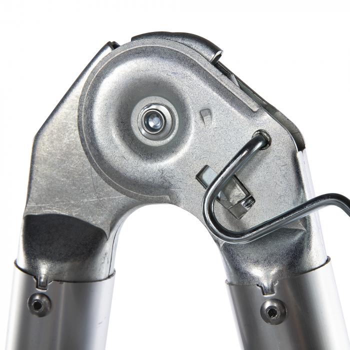 Scara telescopica dubla 3.2m - 10 trepte, Detoolz DZ-C246 [4]