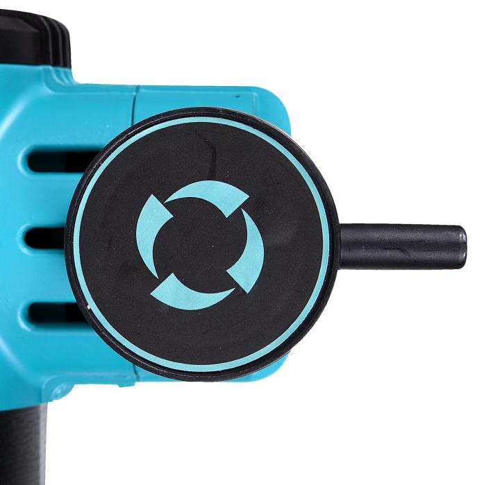 Compresor fara ulei 1500W, capacitate 30L, 135L/min , Detoolz DZ-C266 [5]