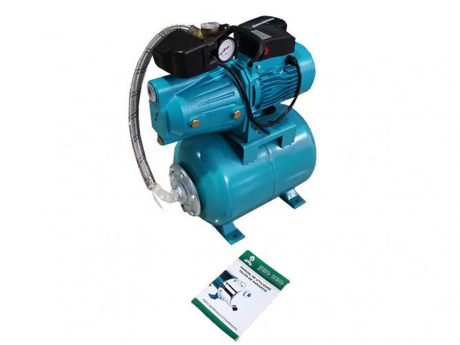 Hidrofor 0,75kW/1HP AUJET 100L, bobinaj cupru Detoolz DZ-P104 [0]