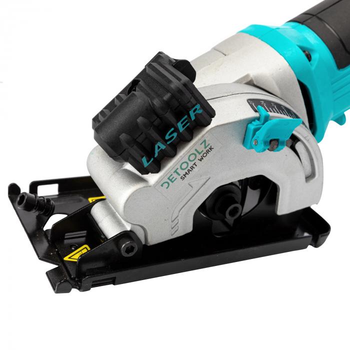 Fierastrau circular electric 480W 85mm Detoolz DZ-SE101 [2]