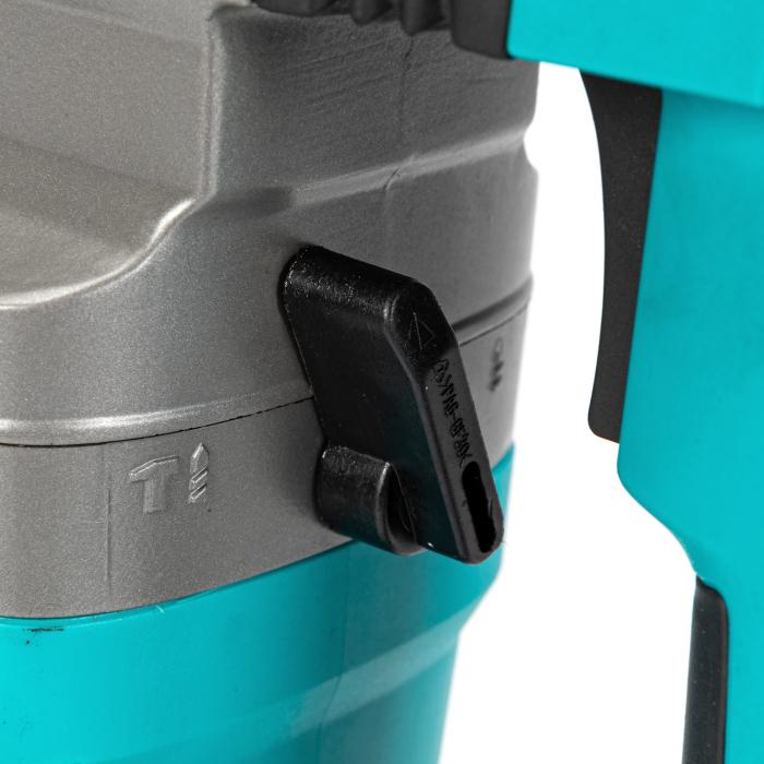Ciocan rotopercutor 1500W, valiza transport + accesorii, Detoolz DZ-SE118 [9]