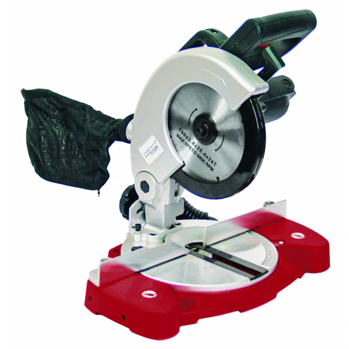 Ferastrau circular RAIDER ø190mm 800W RD-MS02 [0]