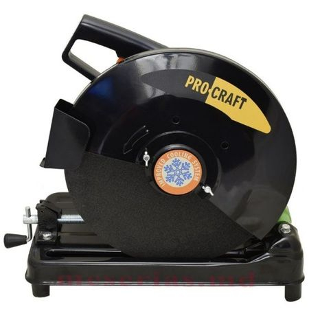 Fierastrau debitat metal Procraft AM3200, 3200W, 355mm, Masina electrica 3