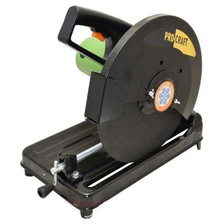 Fierastrau debitat metal Procraft AM3200, 3200W, 355mm, Masina electrica 0