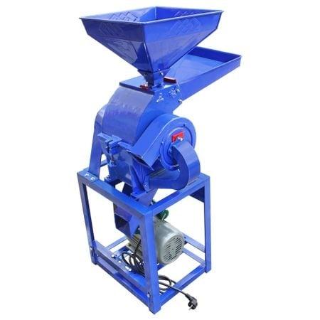 Moara Cereale cu Ciocanele, 2.8KW, 400Kg/Ora + Tocator Furaje Electric ( 2 in 1 ) GF-0892 2