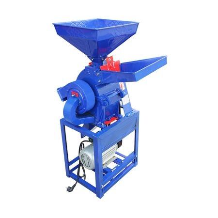 Moara Cereale cu Ciocanele, 2.8KW, 400Kg/Ora + Tocator Furaje Electric ( 2 in 1 ) MF-1602 1