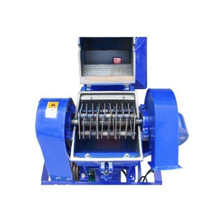Moara Cereale cu Ciocanele, 2.8KW, 400Kg/Ora + Tocator Furaje Electric ( 2 in 1 ) GF-0892 4