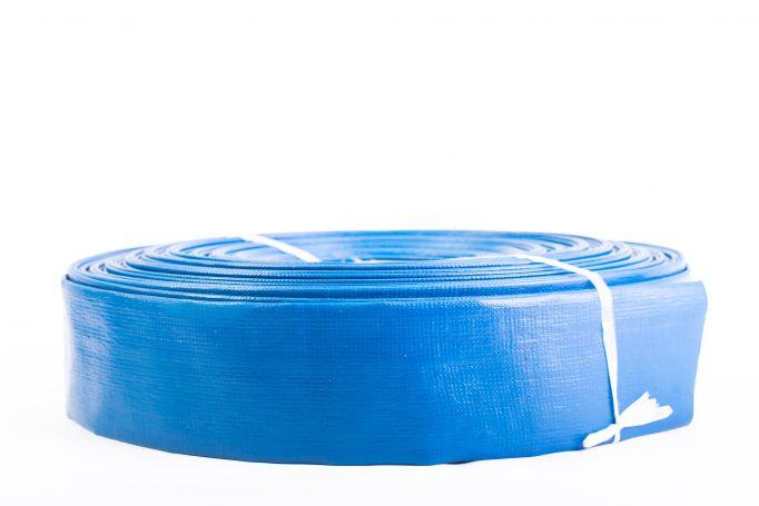 """Furtun apa refulare Flat PVC 1"""" 100M 1"""