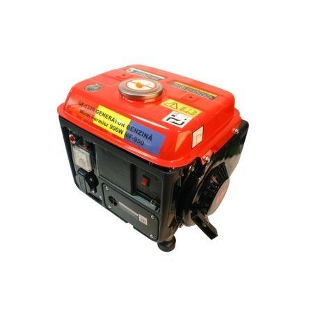 Generator benzina Micul Fermier MF-950 900W pe benzina monofazat 0