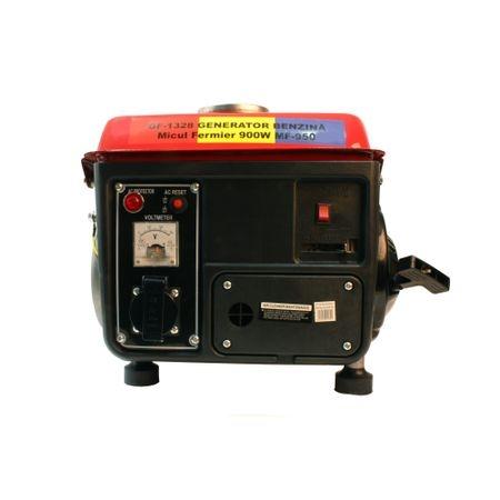 Generator benzina Micul Fermier MF-950 900W pe benzina monofazat 3