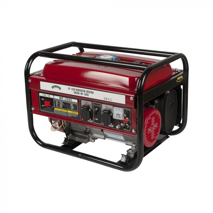 Generator benzina 2200W Micul Fermier MF-2500 [0]
