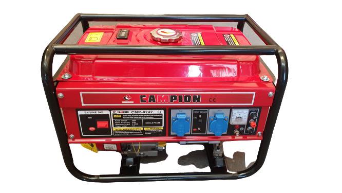 Generator de curent electric monofazat 2600W Campion [0]