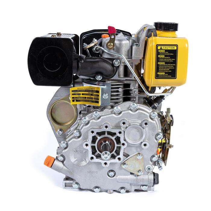 Motor DIESEL ( motorina ) Micul Fermier GF-0358, 7 CP, 4 timpi, 178F, 296 Cc, 4.92 KW, 3000 Rpm [4]