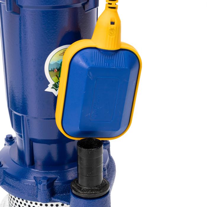 Pompa apa submersibila apa curata cu plutitor, 20m, 0,55kW Micul Fermier GF-0701 [1]