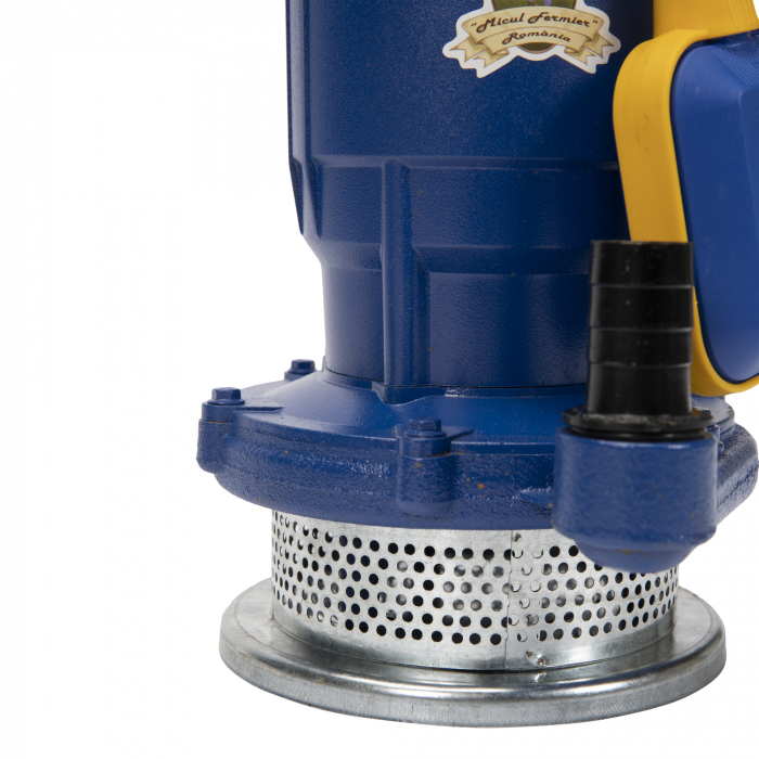 Pompa apa submersibila cu plutitor apa curata, 32m, 0,75kW,  Micul Fermier GF-0702 [1]