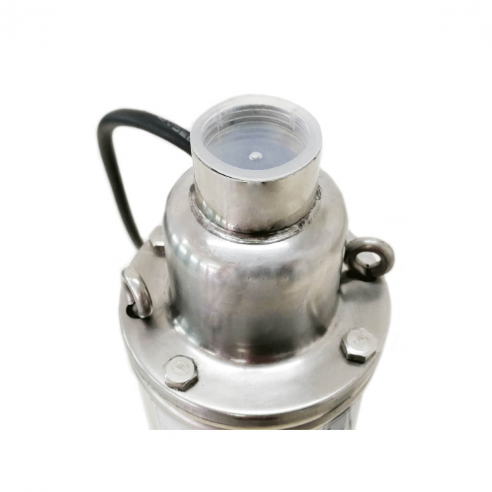 Pompa apa submersibila 60m inox 4SK-100 cu snec 1.8mc Micul Fermier GF-1709 [2]