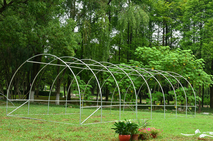 Sera polietilena pentru casa si gradina 800x300x200 cm 140g/mp UV4 , GF-2046 [4]