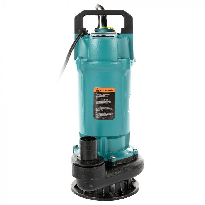 "Pompa apa submersibila, Micul Fermier GF-2051 QDX10-20M 0.75KW 1.5"" [0]"