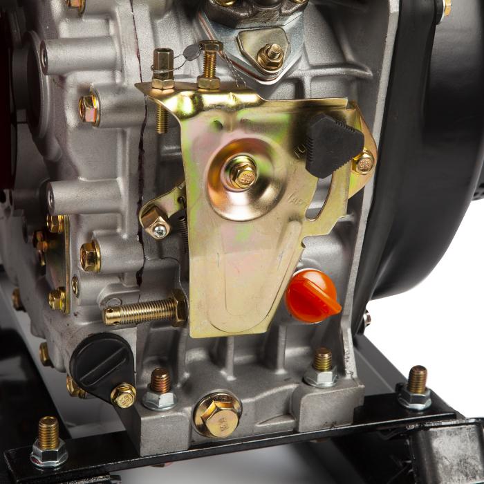 "Motopompa presiune inalta diesel 2"" 4 timpi Micul FermierGF-2057 [7]"
