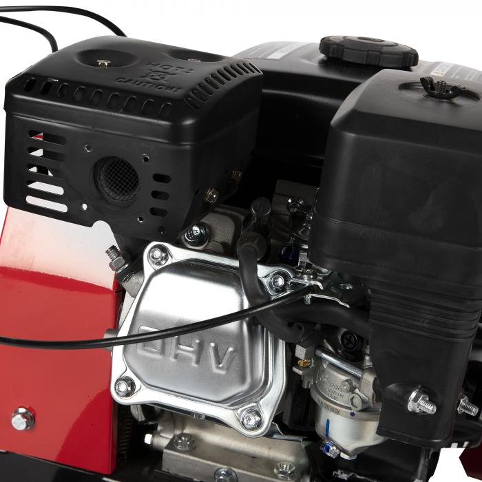 Motocositoare pe benzina cu lama si roti, 4 Timpi, 6.5CP, 196cc, Micul Fermier GF-2207 [9]