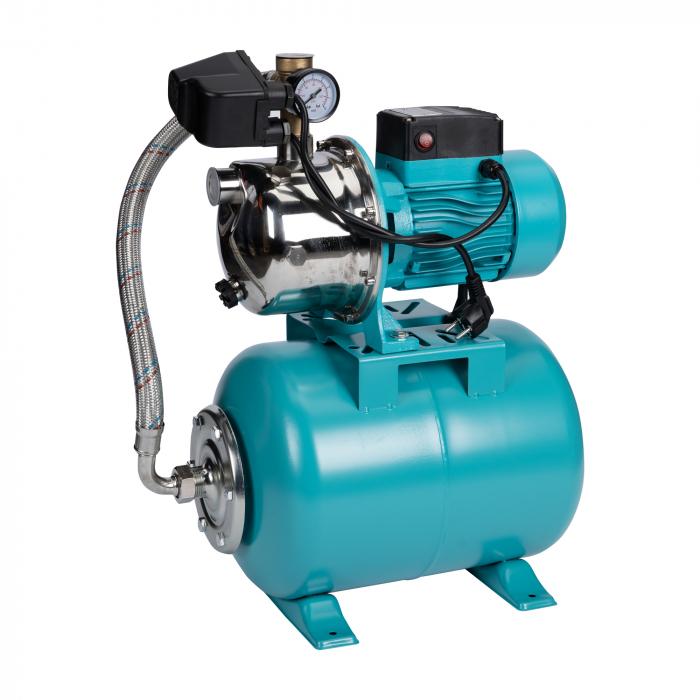 Hidrofor 0,75kW/1HP AUJET 100SS, bobinaj cupru Detoolz DZ-P103 [3]