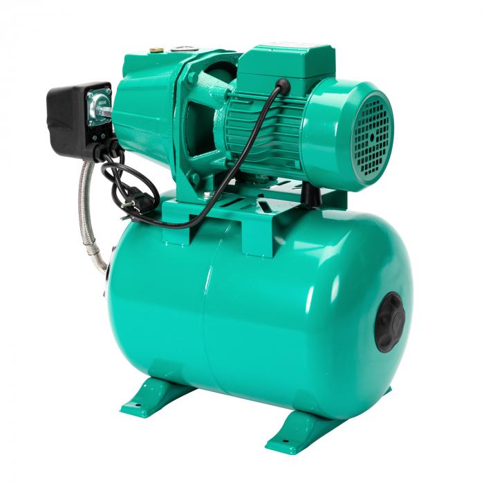 Hidrofor cu pompa autoamorsanta din fonta 1,5kW, Autojet 100SS Micul Fermier GF-1473 [3]