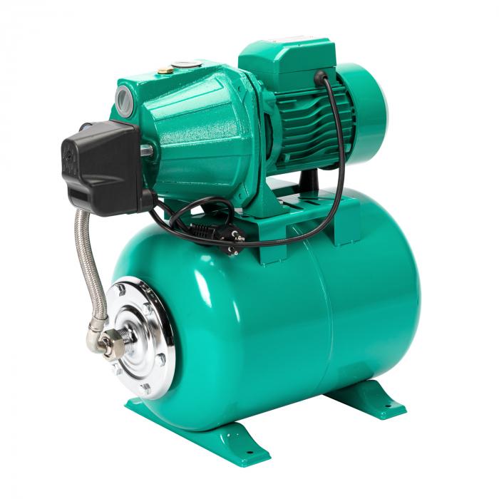 Hidrofor cu pompa autoamorsanta din fonta 1,5kW, Autojet 100SS Micul Fermier GF-1473 [1]