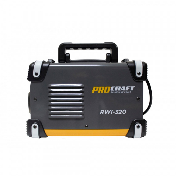 INVERTOR MMA PROCRAFT RWI 320, PROFESIONAL, HEAVY DUTY, MODEL 2020 2