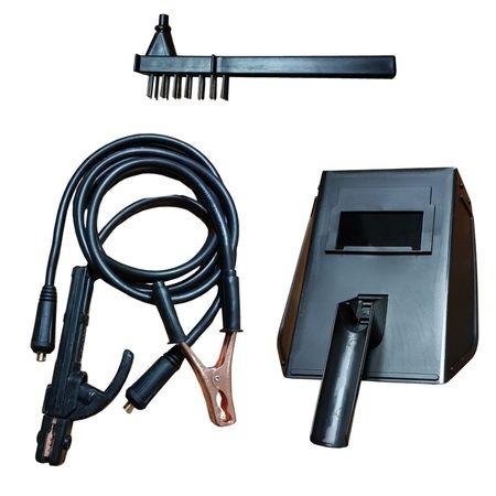 Aparat sudura tip Invertor MOGILEV CM 300 + Cutie transport, afisaj electronic, complet accesorizat [2]