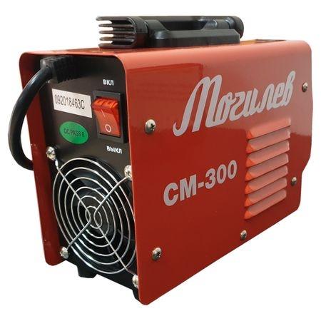 Aparat sudura tip Invertor MOGILEV CM 300 + Cutie transport, afisaj electronic, complet accesorizat [1]