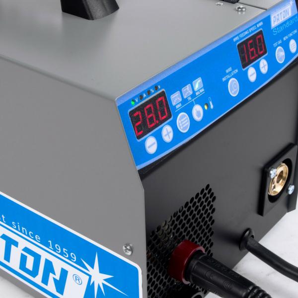 Aparat de Sudura,Invertor-MIG PATON PSI-250S 4