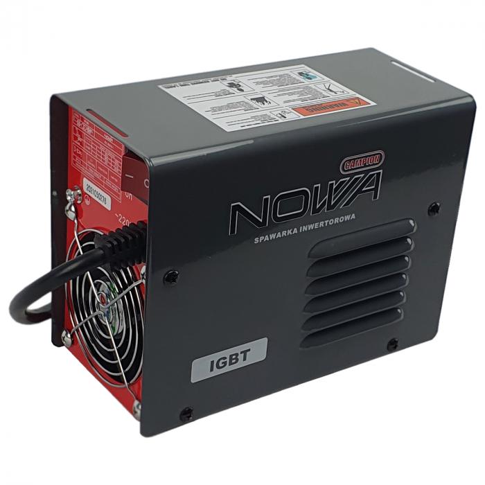 Aparat de sudura, invertor NOWA W355, 355 ah, cablu sudura 3m, + accesorii, Polonia [3]