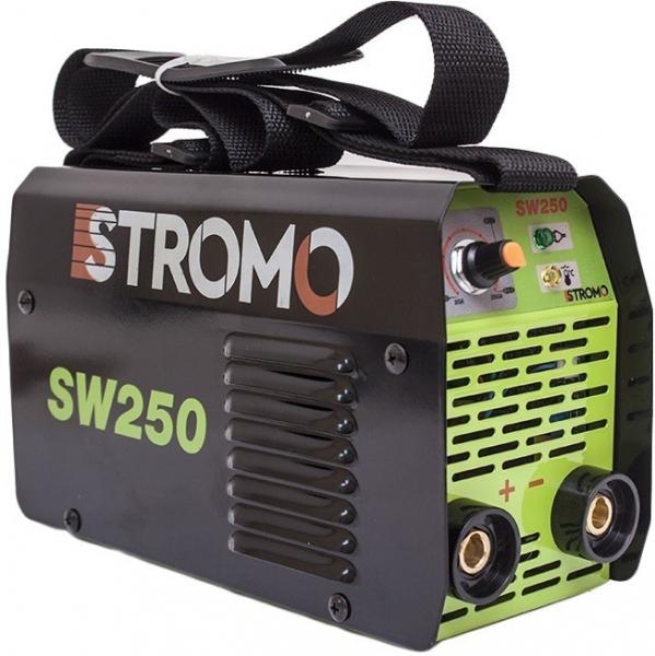 Aparat de sudura invertor STROMO SW 250 , 250 Ah [1]