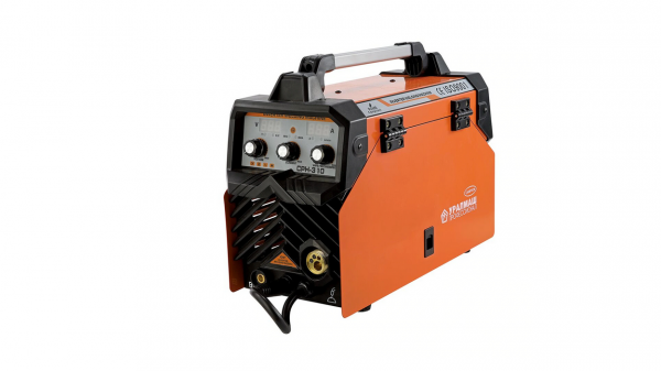 Invertor pentru sudura MIG MAG CPH 310Ah portocaliu UralMash by Campion,cablu sudura 3 metri [0]