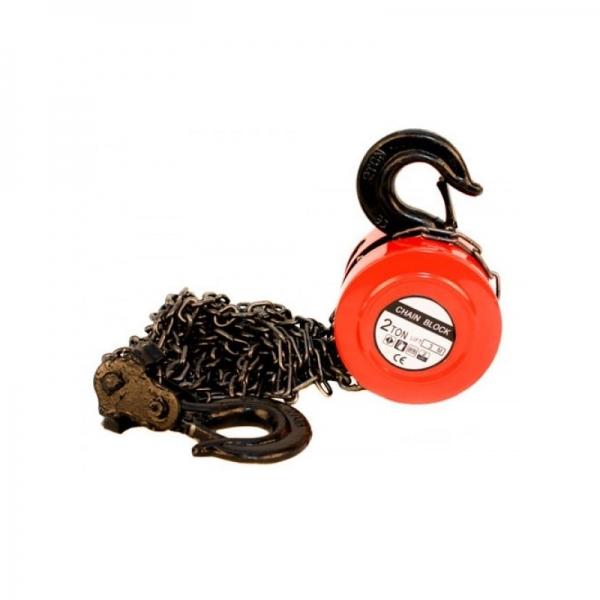 Macara / Palan 2 tone cu lant,manuala 0