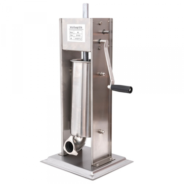 Masina de umplut carnati, verticala, capacitate 5 kg, INOX calitate superioara 2