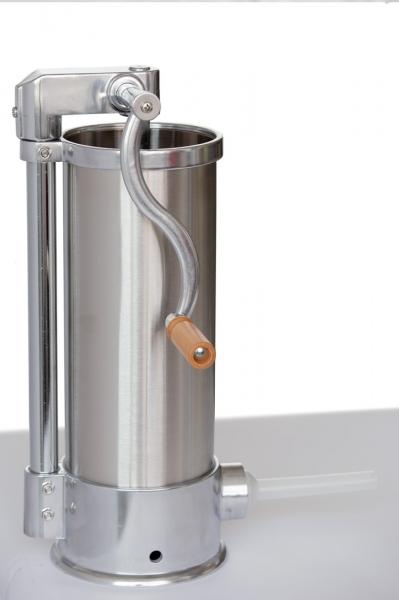Masina de umplut carnati verticala 5.5 kg 3
