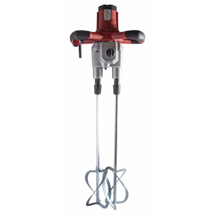 Mixer electric RAIDER 1600W 2 viteze 2 palete 460-620min-1 RDP-HM09 2