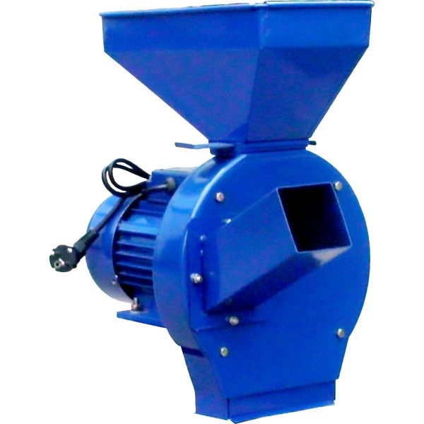 Moara electrica Micul Fermier 2.5 Kw, 3000 Rpm, pentru furaje si cereale 0