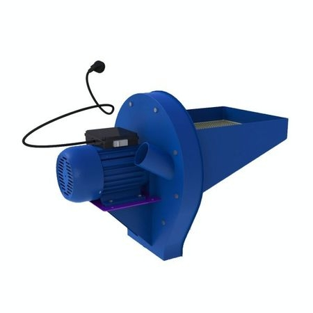 Moara electrica cu ciocanele nr. 5 Micul Fermier 500kg/h 0
