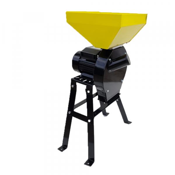 Moara electrica cereale KOLOS, Cuva Mare, Bobinaj Cupru, 3500W , 3000 Rpm, Model 2020 0
