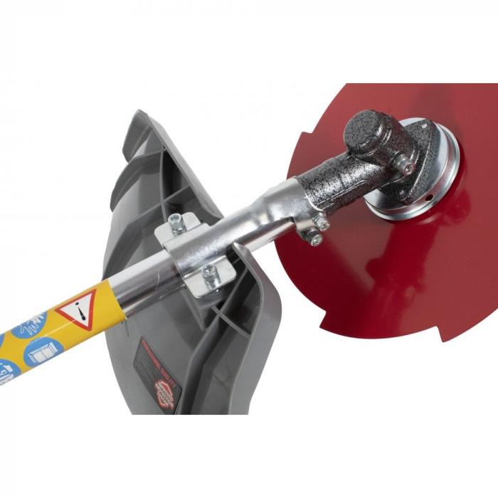 Motocoasa pe benzina ERA MK-4200P, 5.7CP, 4200W, 4 Tipuri de taiere [1]