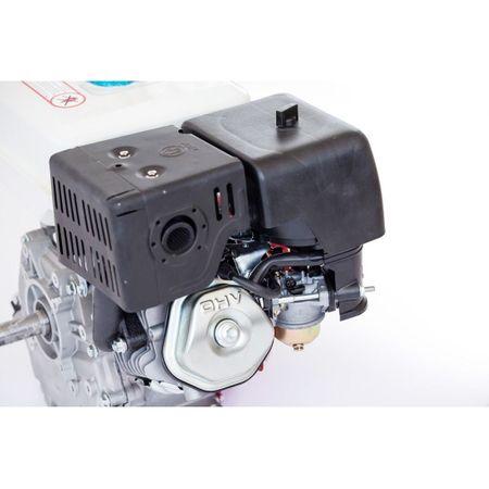 Motor pe benzina 9 CP, 4 timpi, OHV, ax 24mm cu pana, GF-0344, Micul Fermier [3]