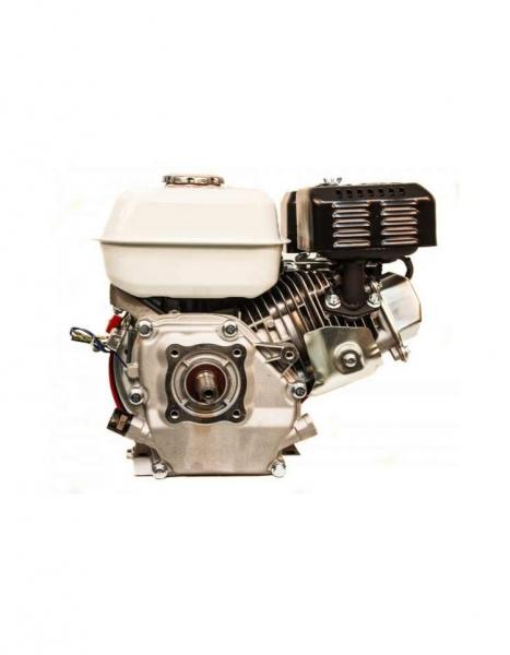 Motor pe benzina SNK 6.5 Cp, 4 timpi, OHV, ax pana 20 mm 3