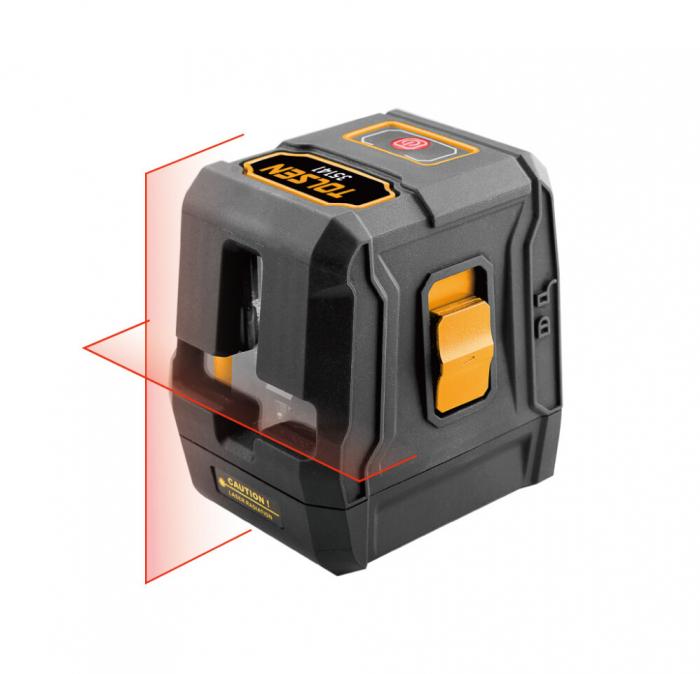 Nivela laser cu autonivelare, incrucisat, ± 0.3 MM/M, 20 M, Tolsen 35141 [0]