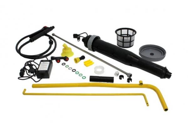 Pompa stropit acumulator, vermorel 16L, 2 in 1 ( electrica+manual ), 12 V, Micul Fermier ( Pandora ) GF-1326 [4]